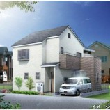 堺区南旅篭町西 新築一戸建て 駐車場2台