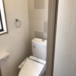 2階トイレ / ( 内装 )
