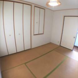 3階の和室6帖 / ( 内装 )