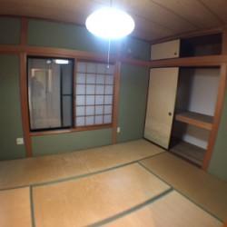 2階和室6帖 / ( 内装 )