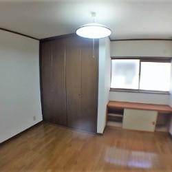 2階5帖の洋室 / ( 内装 )