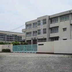 福泉中学校 / ( 周辺 )